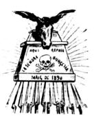 Aquí reposa la señora Burguesía_1º mayo 1890_La Tramontana 31-10-1890