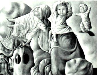 Alegoría Mary Shelley_Tejados de Raso_Pepi Sanchez