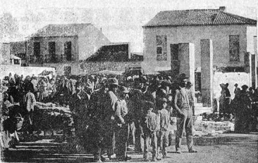 Plaza Fernandina_Novelda_1900