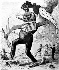 Frankenstein monstruo politico_debate sobre emancipación indigenas colonias inglesas en la India_1924
