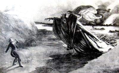 Frankenstein monstruo politico_Our Frankenstein_ from Europe_revista Life 1900