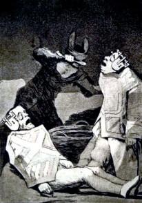 Los Chinchillas_Goya