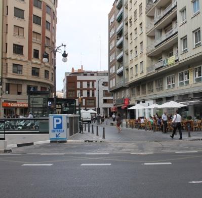 Plaza Pellicers 2015