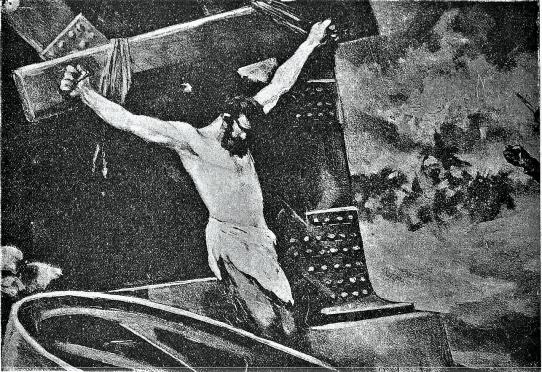 El diputado radical François Chabot, dijo que ..Jesús había sido el primero de los sans-culottes.