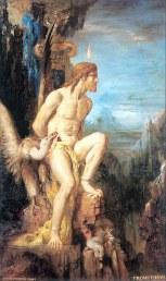 Prometeo_Gustave Moreau 1868