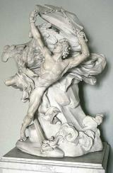 Prometeo encadenado_Nicolas-Sebastien Adam_1762