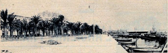 Vista retaguardia_bombardeo puerto de alicante junio 1938