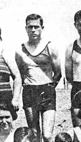 Josep Peidro a Castelló_1932_A sota, a l'esquerra, Amparo Montserrat