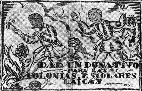 Donativo Colonias escolares laicas_EP 1928 junio 30