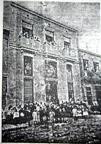 Escuela Nueva del Grao_sostenida por Trabajadores del Puerto_enero de 1909