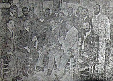Junta Directiva EMV 1907