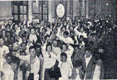 Llegada niñas Valencia_finales septiembre 1936_Fragua Social 01-10-1936_01