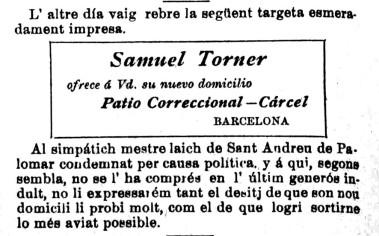 Samuel Torner_LA CAMPANA DE GRACIA_21 juny 1902