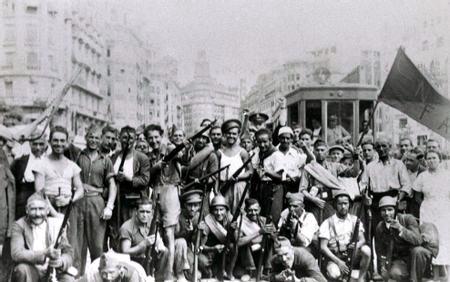 Valencia 19 de julio de 1936