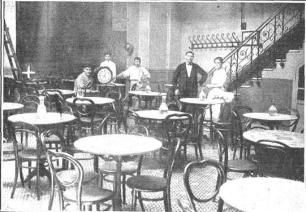 Atentado en Valencia_Café Suizo_un muerto y 8 heridos_Mundo Grafico junio 1920_01
