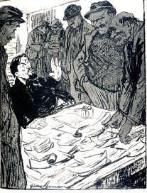 Caja de Resistencia-Grandjouan_L'Assiette au beurre 1905