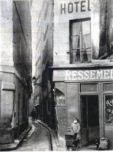 callejuela barrios bajos Paris_ppios sigloXX1
