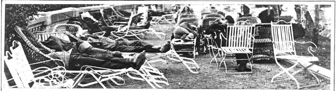 Durmiendo a la intemperie_Barcelona 1933