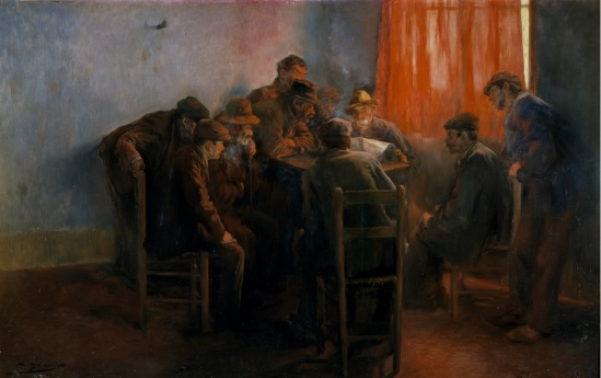 El Comité Rojo_cuadro Graner Arrufi, Luis 1901_01