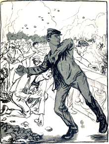Guijarros-Grandjouan_L'Assiette au beurre 1905