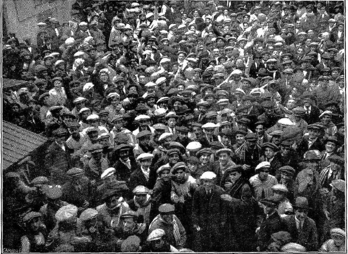 Huelga 1916_Huerto de Sogueros_Obreros Valencia declaran Huelga_Nuevo Mundo 05-03-1916