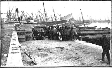 Huelga enero 1905 Valencia_Trabajadores Portuarios_Nuevo Mundo 19-01-1905