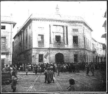 Huelga septiembre 1911 Valencia_Asalto Ayuntamiento Carcagente_Nuevo Mundo 28-09-1911