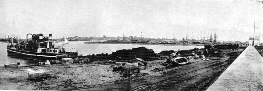 vista general-Puerto Valencia_1906