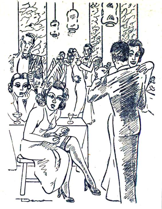 Cabaret Morfinómana_La Humanitat 31-05-1938