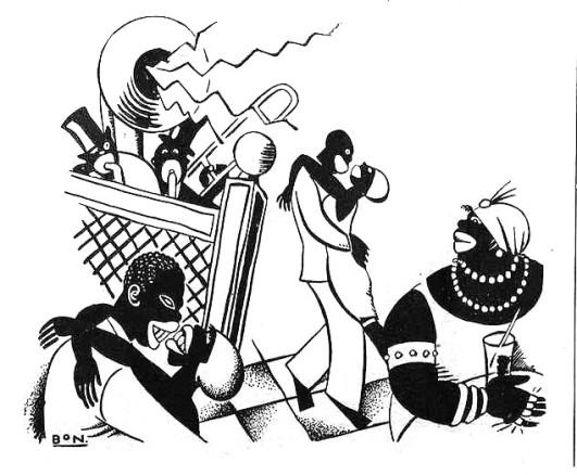Cabaret Negre_Bon 1929