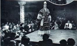 Cabaret Wu Li chang_Antes Sagristà_ Barcelona_Actuación Transformista_Ahora 13-10-1935
