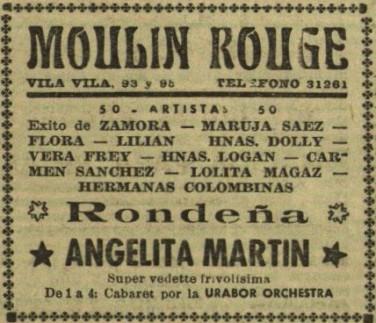 Flora_El Diluvio 27 marzo 1934