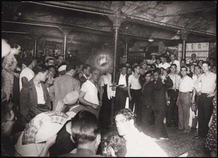 La criolla 1934_Agustí Centelles_Museo Nacional Centro de Arte Reina Sofía