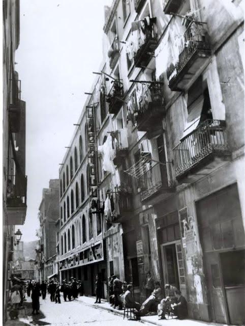 La Criolla_Carrer del Cid_1934-36_Autor desconocido