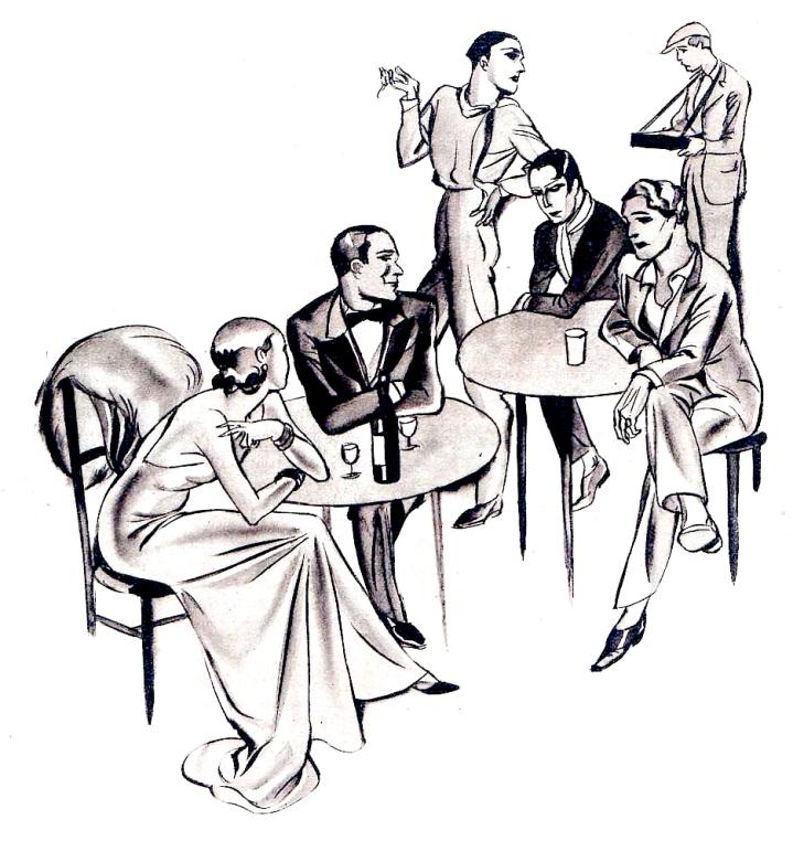La Criolla_Dibuix Bosch_Cronica 15-05-1932_03