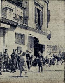 Redadas en el Barrio Chino_Le Grand écho du Nord de la France 1936-04-29