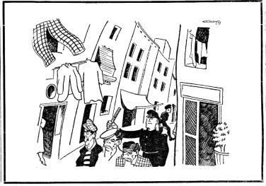Redadas en el Barrio Chino_Vagos y maleantes_Dubujo Castanyar