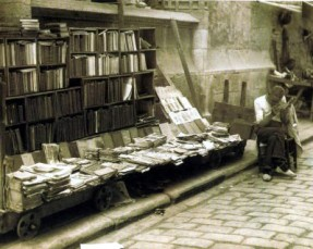 Vieja Libreri de Lance_Valencia_Foto Luis Vidal 1932