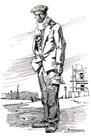 Cami del treball_Bardasano_década 1920