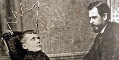 Década 1910_Els artistes hipnotizadors barrejaven experiments cientifics i diversió en les seues actuaciones