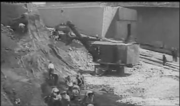 Obres del Metro_Expòsicio 1929_BCN
