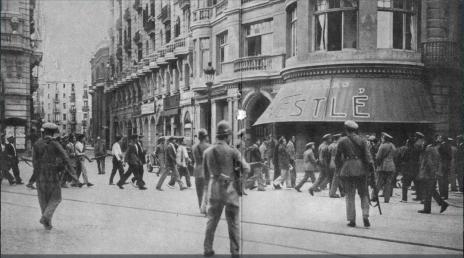 Vaga de Llogers Barcelona 1931