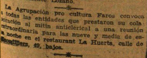 El Diluvio 21 oct. 1931
