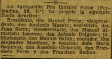 El Diluvio 6 marzo 1931